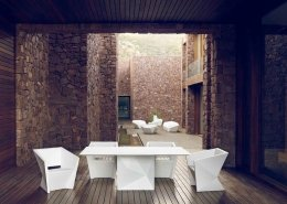 Outdoor - Mobilier MONTE PICAYO
