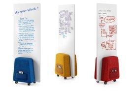Archy, tableau mobile écritoire