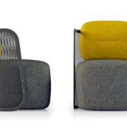 INGRID - Une assise au design unique