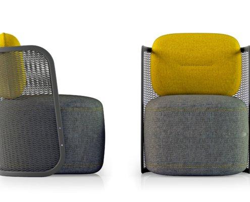 INGRID - Une assise au design unique