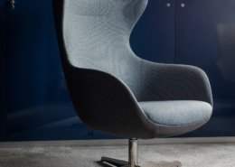 Fauteuil Lounge Queen