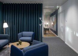 CNS - Fauteuil lounge Cast