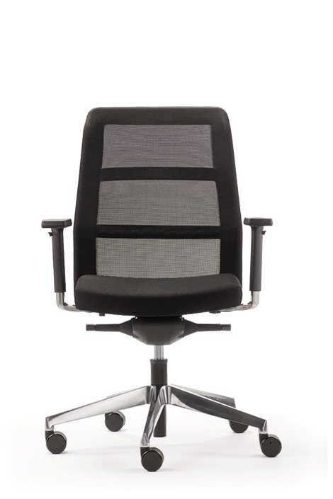 Paro_2 – la chaise de bureau ergonomique