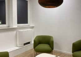 Fauteuil lounge KIM