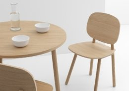 Table et chaise Paddle