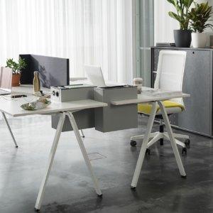 Yuno – Le poste de travail astucieux et flexible